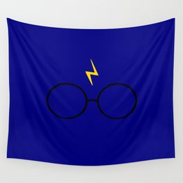 Harry P Wall Tapestry