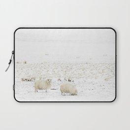 Icelandic Sheep II Laptop Sleeve