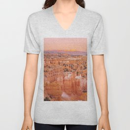 Bryce Canyon Magic  Unisex V-Neck