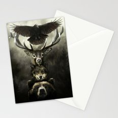 Totem Stationery Cards