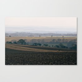 Wingreen Canvas Print