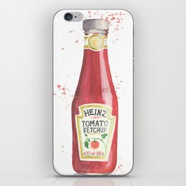 Can you Ketchup? iPhone Skin