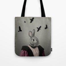 Miss Bunny Tote Bag