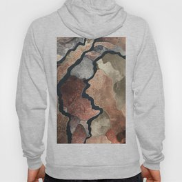 Colorful Abstract Shapes Hoody