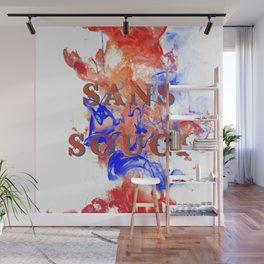 Sans Souci Wall Mural