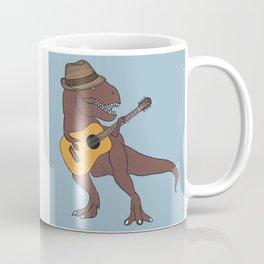 He-Rex Hipster Acoustic Coffee Mug