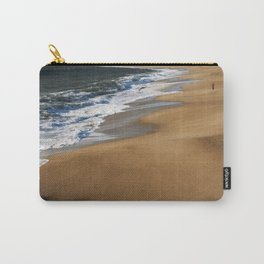 Not Anyone Can be a Fisherman in January Carry-All Pouch