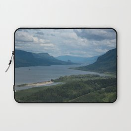 Columbia River Gorge From The Vista House Laptop Sleeve