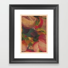 SUPERNOVA / PATTERN SERIES 005 Framed Art Print