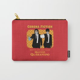 Written & Directed By Quentin Quarantino Carry-All Pouch