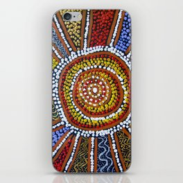 WELCOME TO COUNTRY iPhone Skin