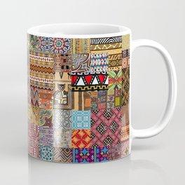 Ethnic Patterns Coffee Mug