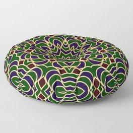 Polyfiligree Floor Pillow