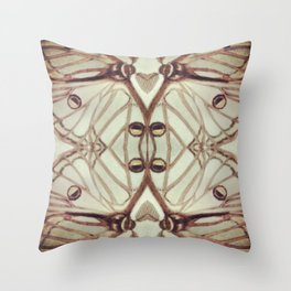 Spanish Moon Moth #2 Throw Pillow