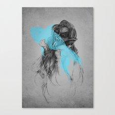 GOT FISH? Canvas Print