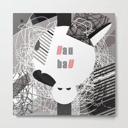 Hau Bau 9548 Metal Print