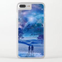 Starseed's Return Clear iPhone Case