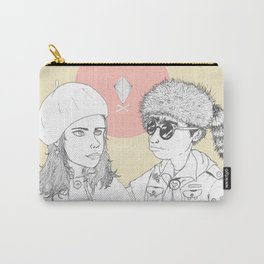 """""""I love you but you don't know what you're talking about"""" Carry-All Pouch"""