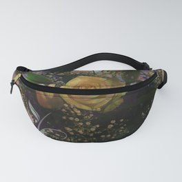 Engagement Flowers Fanny Pack