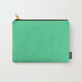 Light green Carry-All Pouch