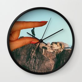 So small Wall Clock