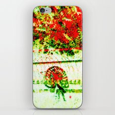 Tedder hit the Hay iPhone & iPod Skin