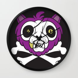 EL GATO PIRATA! Wall Clock