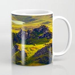The Mountain Men at Isle Of Skye Coffee Mug