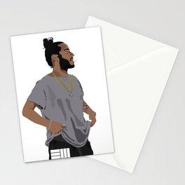 Russ Cartoon2 Stationery Cards
