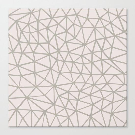 Broken Soft Canvas Print
