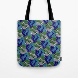 Geometrix 103 Tote Bag