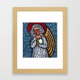 Archangel Raphael Framed Art Print