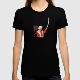 Minimal Ottoman T-shirt