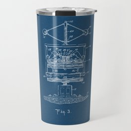 Having A Mid-Wife Crisis - United States Patent US3216423 Travel Mug