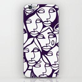 Perfect Strangers iPhone Skin