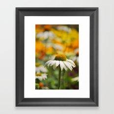 Summer Impression II Framed Art Print