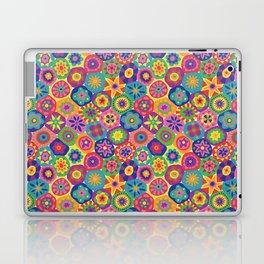 Millefiori-Crayon Colors Laptop & iPad Skin