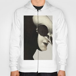 Pascal Funeral Mask Hoody