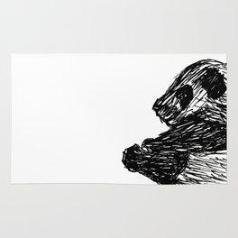 Little Panda Bear Rug