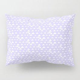mojave, lilac tribal pattern Pillow Sham