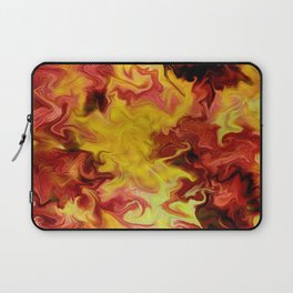 Wall of fire  Laptop Sleeve