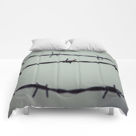 Barbed Wire Comforters