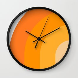 Retro 01 Wall Clock