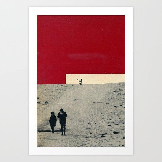 es* Art Print