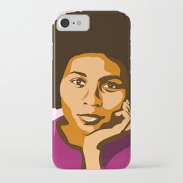 bell hooks iPhone Case