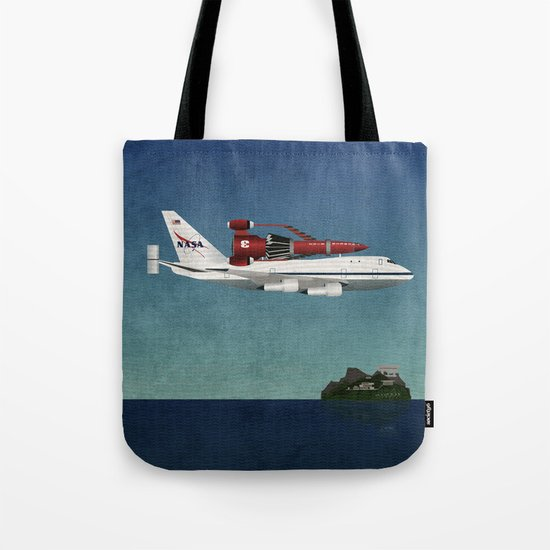 Thunderbird Carrier Tote Bag