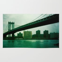 Manhattan Bridge Rug