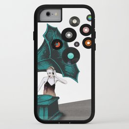 Grammo DJ iPhone Case