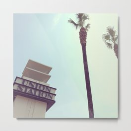 Union Station - Los Angeles Metal Print