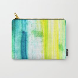 Swimming Upstream Carry-All Pouch